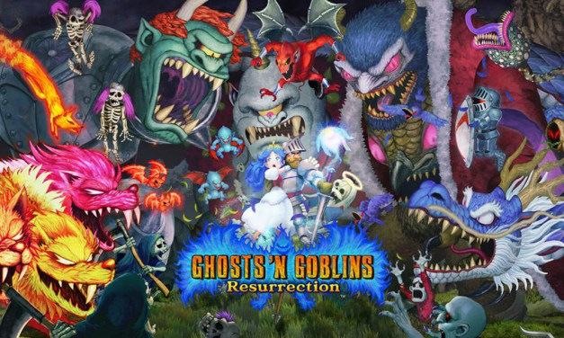 Ghosts 'n Goblins Resurrection [PlayStation 4] | REVIEW