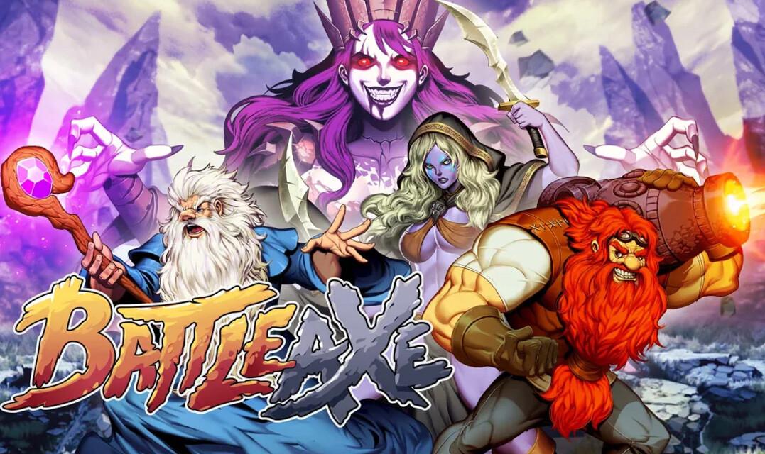Battle Axe [Nintendo Switch]   REVIEW