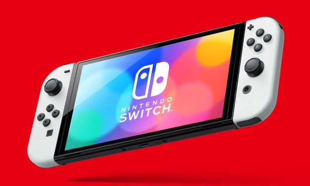 Nintendo unveil the Nintendo Switch (OLED Model), releases 8th October