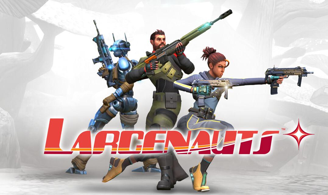 Larcenauts [Oculus Quest]   REVIEW