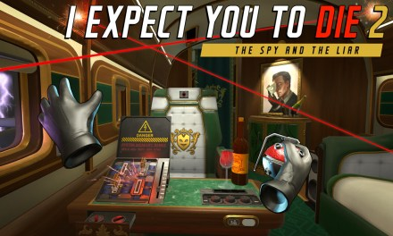 I Expect You To Die 2 [Oculus Quest]   REVIEW