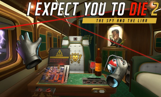 I Expect You To Die 2 [Oculus Quest] | REVIEW