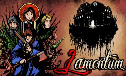 Lamentum [Nintendo Switch]   REVIEW