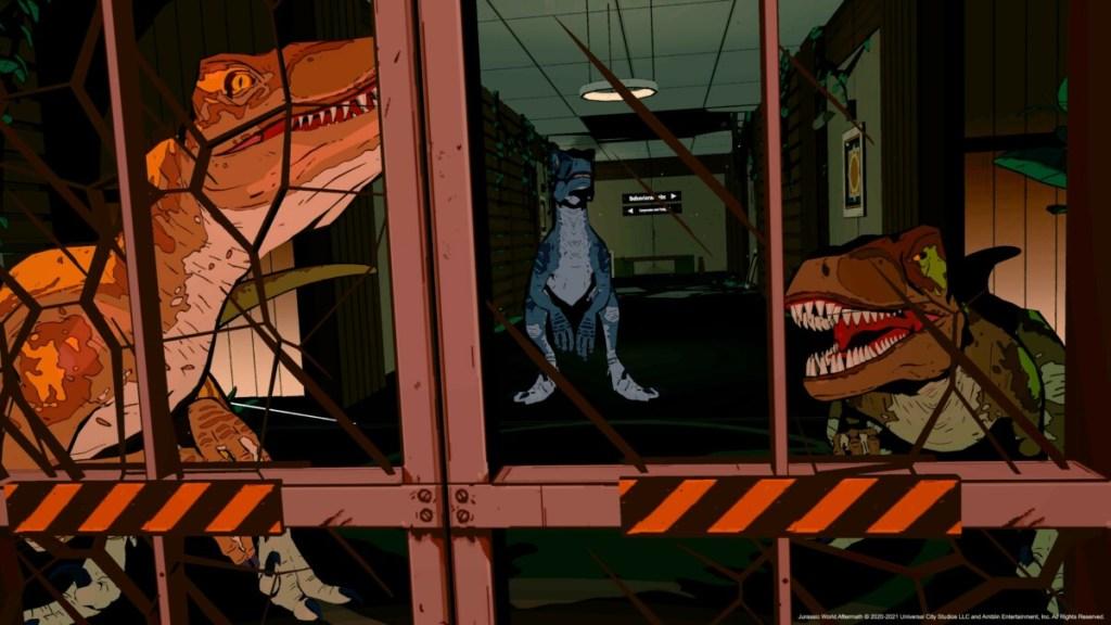 Jurassic World: Aftermath