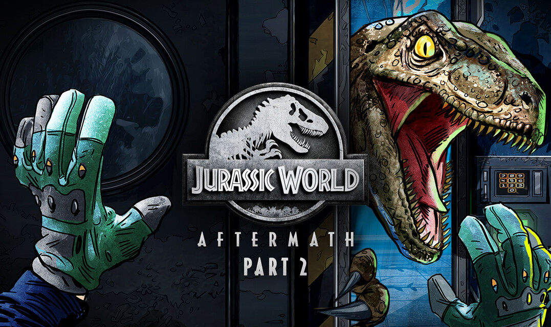 Jurassic World: Aftermath – Part Two [Oculus Quest]   REVIEW