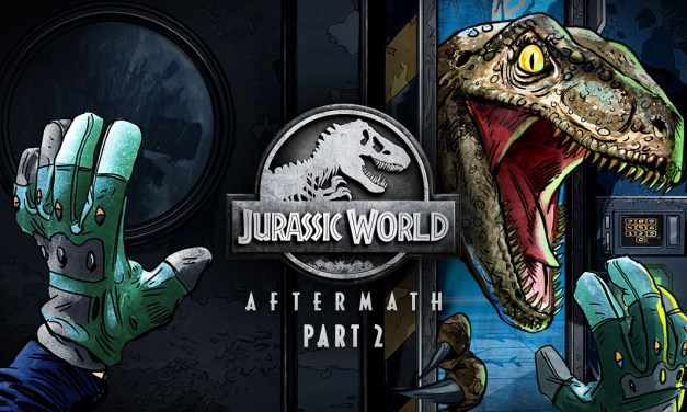 Jurassic World: Aftermath – Part Two [Oculus Quest] | REVIEW