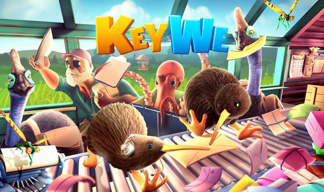 KeyWe [PlayStation 5]   REVIEW