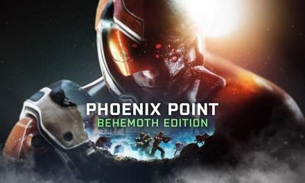Phoenix Point: Behemoth Edition [PlayStation 4]   REVIEW