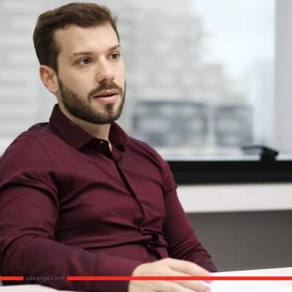Gabriel Barreiros, COO da Argo Solutions