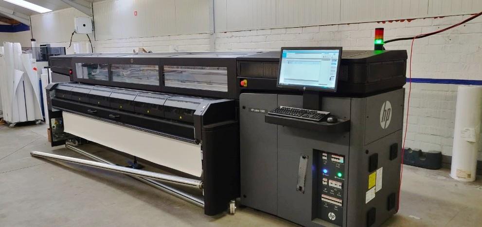 Hp Latex 1500 Grand Format Printers