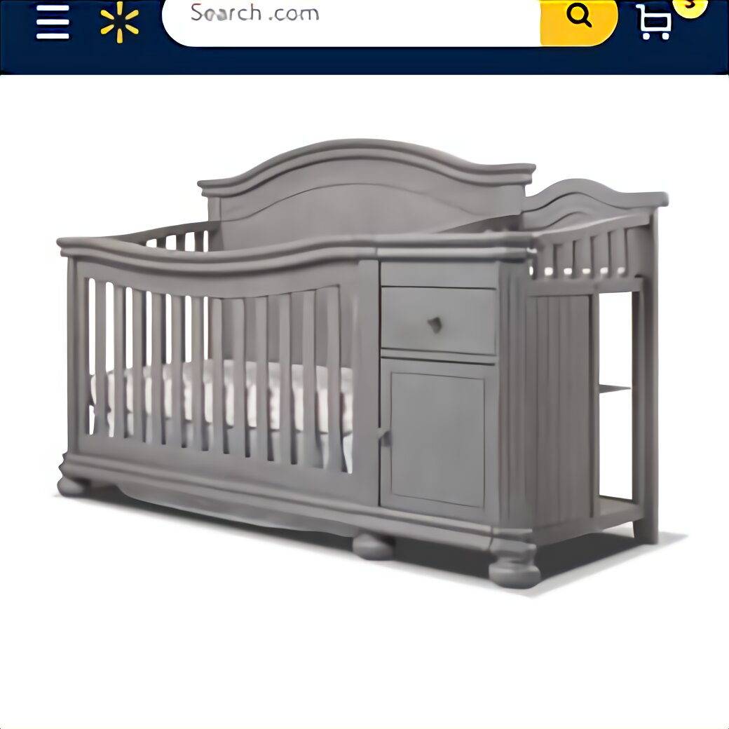 rustic baby cribs for sale only 2