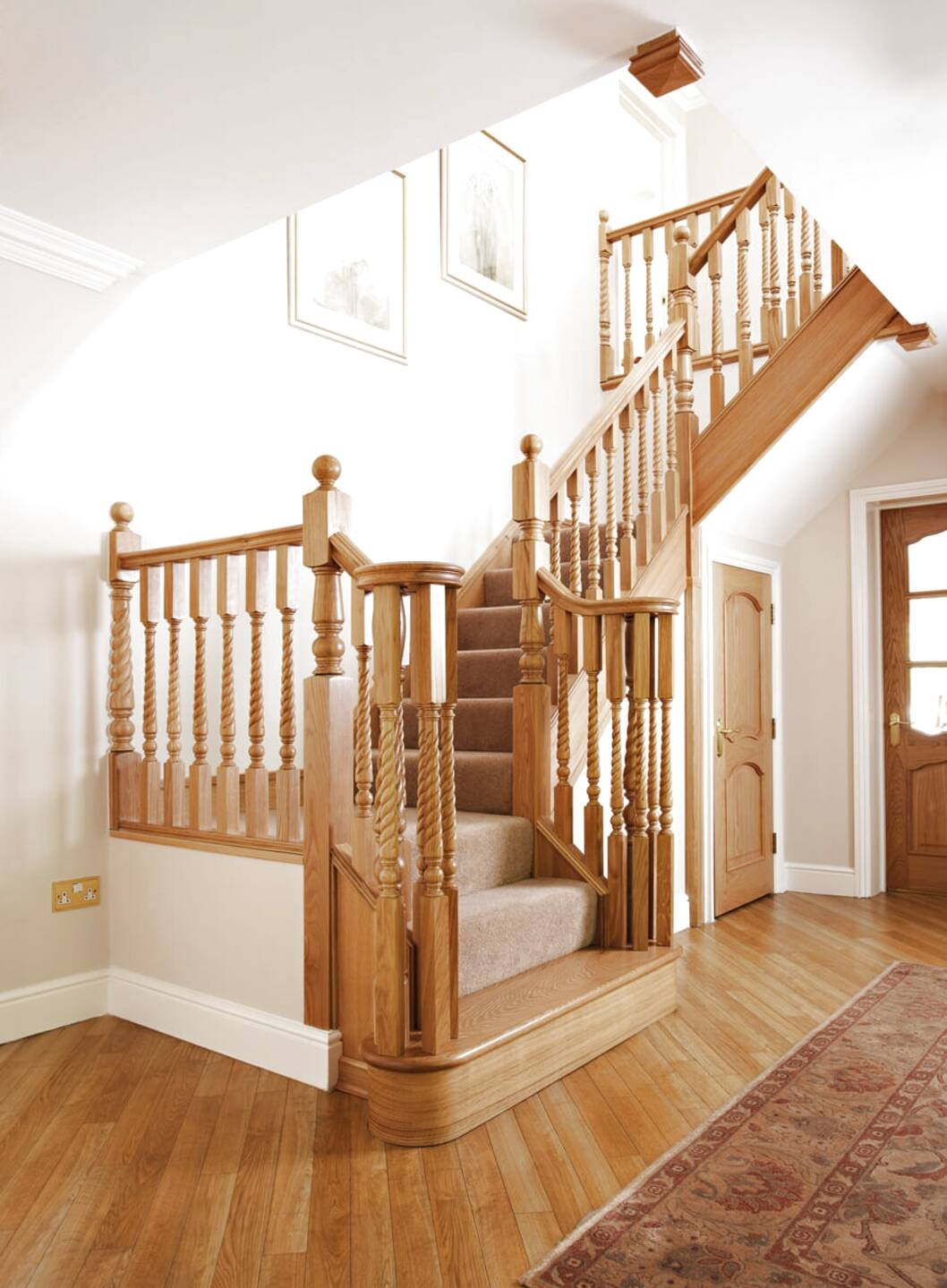 Oak Staircase For Sale Only 2 Left At 65   Craigslist Spiral Staircase For Sale By Owner   Stairs Design   School   Handrail   Stair Case   Metal