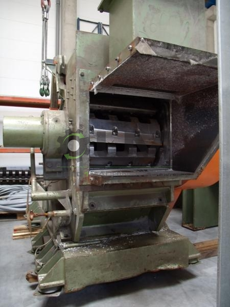 NEUE HERBOLD GRINDER USED MACHINERY