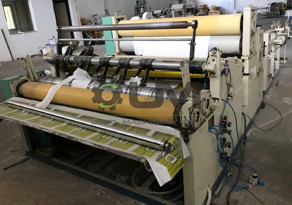 Μηχανή χαρτιού κοπής 5κιλων