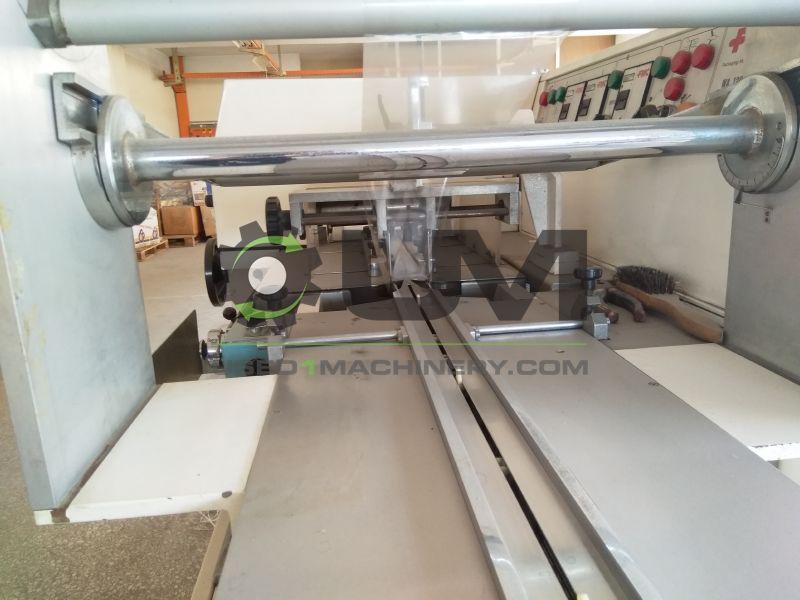 Συσκευαστική Οριζόντια Flow Wrapper FMC
