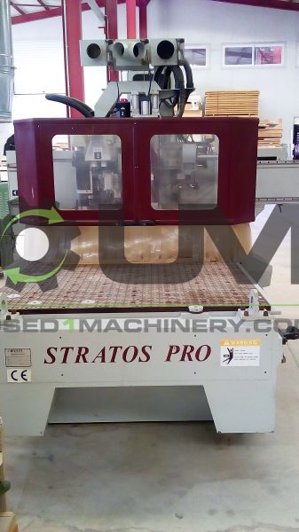 CNC μεταχειρισμένο used Andi ANDERSON Stratos Pro Router