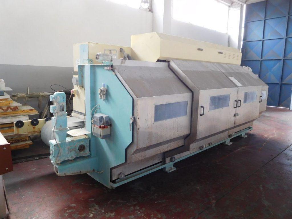 Μεταχειρισμένη μηχανή διαμόρφωσης και γυαλίσματος μαρμάρων