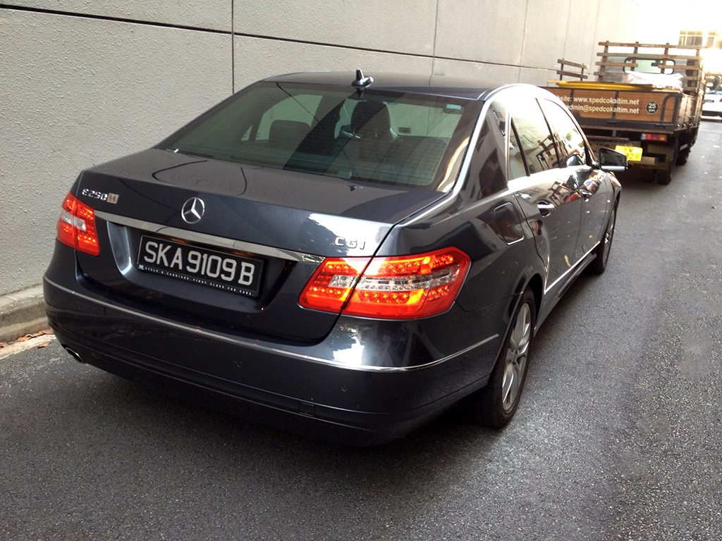 Mercedes Benz E250 Cgi Avantgarde