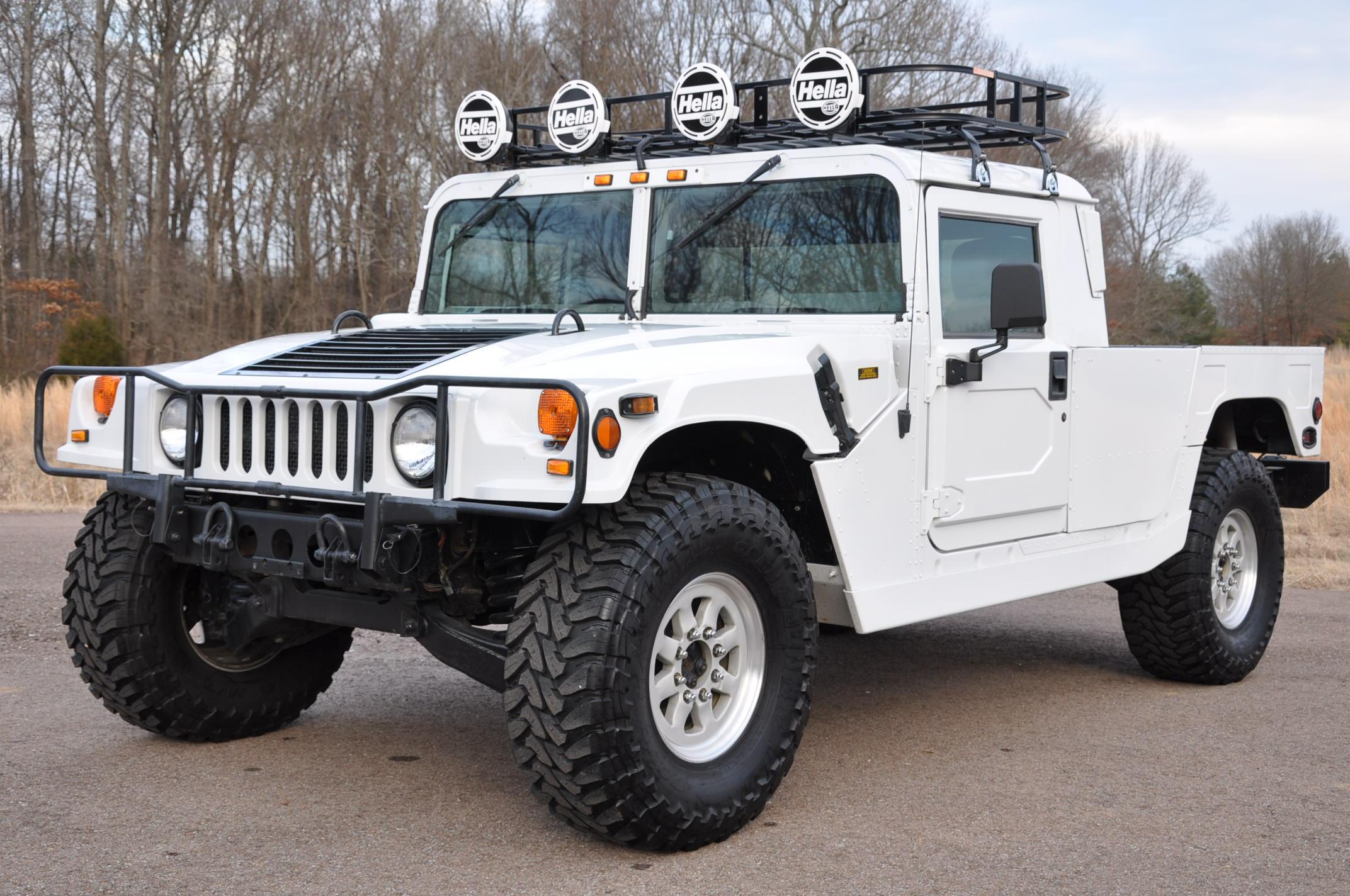 Military Humvee Doors &