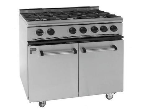 Cooking Range For Restaurant