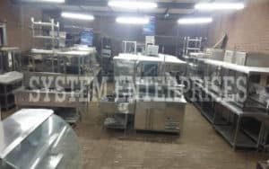 used sandwich griller