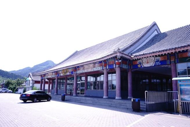 中国のサービスエリア