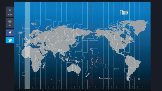 ThinkPad壁紙