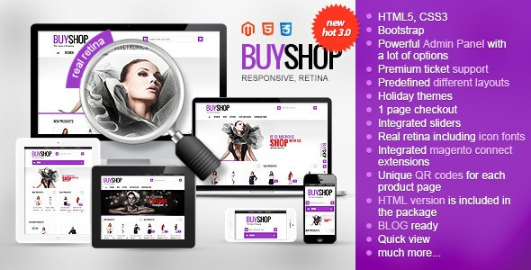 10 Best Responsive Fashion Magento Themes 2017 - Useful Blogging