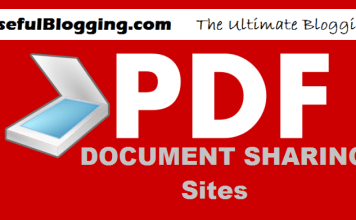 PDF Document Sharing Sites