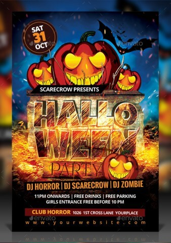 awesome-halloween-psd-party-flyer-templates-4