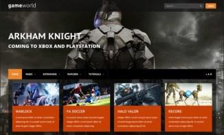 7 Best Responsive Gaming Joomla Templates 2017
