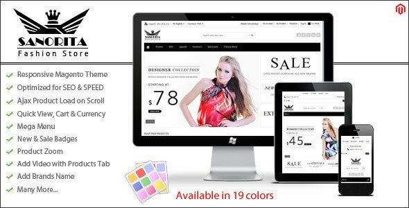 17 Best Responsive Minimalist Magento Themes 2017 - Useful Blogging