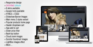 9 Best Responsive Magento Themes for Watch Stores 2017