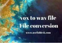 vox-file-to-wave-file