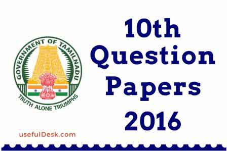 10th question papers 2016 download tamilnadu 10th question papers malvernweather Image collections