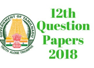 12th-Question-Papers-2018