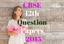 CBSE-12th-Question-Papers-2015