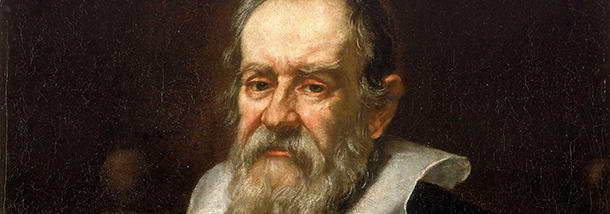 How did Galileo use to measure time in his experiments?