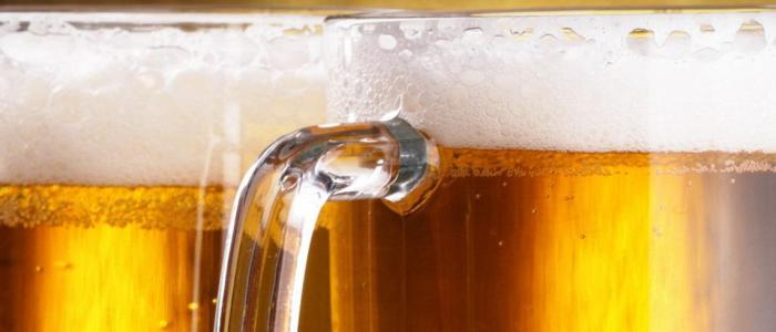 Why do beer commercials foam that much?