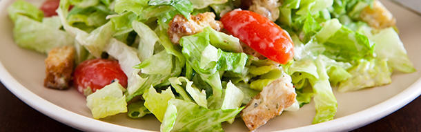 Why is the Caesar salad called Caesar salad?