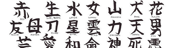 How many characters does the Chinese alphabet have?