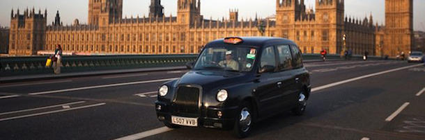 How many roads should cab drivers in London know?