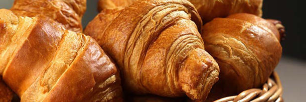 Where was croissant invented?