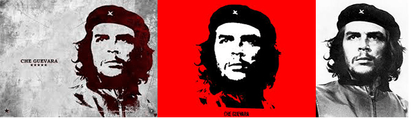 How much did the famous photograph of Che Guevara cost?