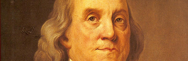 Why Benjamin Franklin did not write the Declaration of Independence