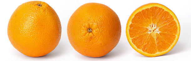 Which came first, orange the fruit or orange the color?