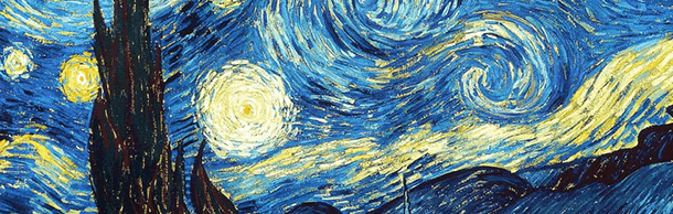 """The Starry Night"" among the most popular paintings in the world"