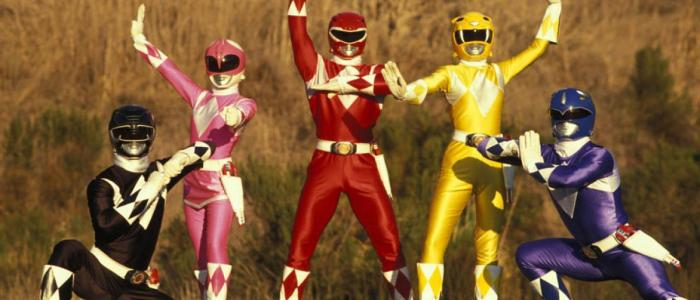 Have you ever thought that the colors of Power Rangers could be considered racist?