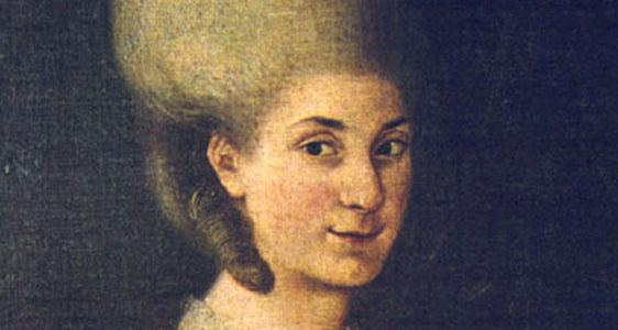 Why Maria Anna Mozart didn't make a career as a musician?