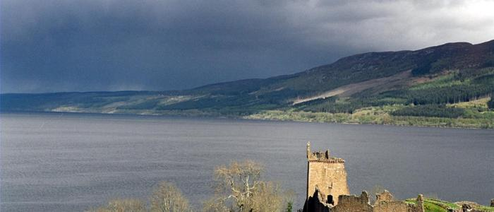 How big is Loch Ness?